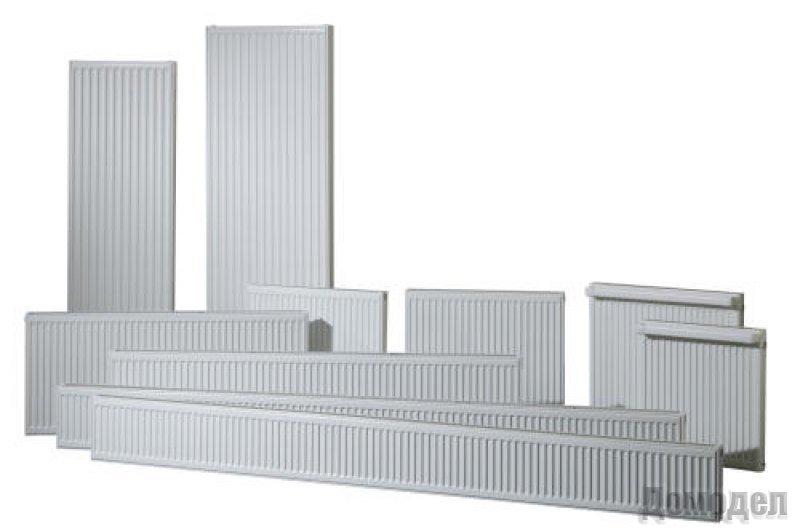 Стальные панельные радиаторы фото